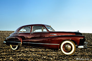 1948 Buick Eight Super Print by Bill Cannon