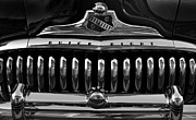 Vintage Auto Digital Art - 1948 Buick Eight Super Grille by Bill Cannon