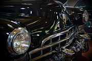 Motor Metal Prints - 1948 Cadillac  Metal Print by Michelle Calkins