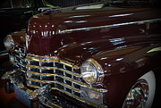 Motor Metal Prints - 1948 Cadillac - Series 75 Limousine Metal Print by Michelle Calkins