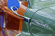 Jill Reger Prints - 1948 Chrysler Town and Country Convertible Coupe Print by Jill Reger
