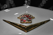 Caddy Originals - 1949 Cadillac Hood Ornament by Gordon Dean II