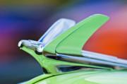 Jill Reger - 1950 Chevrolet BelAir Hood Ornament