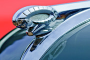 1950 Dodge Coronet Hood Ornament Print by Jill Reger