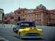 Tim McCullough - 1950 Mercury La Cosa Rosada Argentina