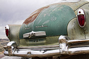 Rusty Photos - 1950 Nash Hydra-Matic by James Bo Insogna