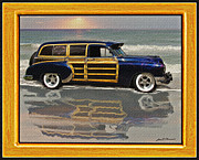 John Breen - 1951 Chevy sedan delivery