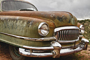 Ambassador Prints - 1951 Nash Ambassador Hydramatic Front End Print by James Bo Insogna
