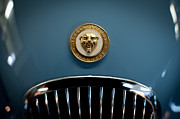 Grille Art - 1952 Jaguar Hood Ornament by Sebastian Musial
