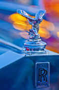Hoodies Photos - 1952 Rolls-Royce Silver Wraith Hood Ornament by Jill Reger