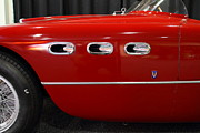 Italian Classic Cars Photos - 1953 250MM Ferrari . Red . 7D9146 by Wingsdomain Art and Photography