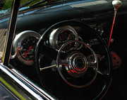 1953 Mercury Monterey Dash Print by Peter Piatt