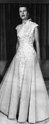 Inaugural Gown Photos - 1953 Presidential Inauguration.  Second by Everett