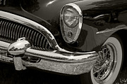 Buick Grill Photos - 1954 Buick Roadmaster by Dennis Hedberg