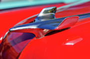 Hoodies Photos - 1954 Chevrolet Hood Ornament 3 by Jill Reger