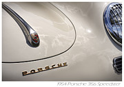 Sports Art Digital Art Originals - 1954 Porsche 356 Speedster by Gordon Dean II