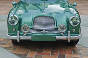 1955 Framed Prints - 1955 Aston Martin Framed Print by Jill Reger