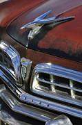 Jill Reger - 1955 Chrysler Hood Ornament