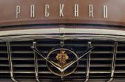1955 Packard 400 Hood Ornament 2 Print by Jill Reger