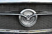 Buick Grill Photos - 1956 Buick Century Grill Emblem by Paul Ward
