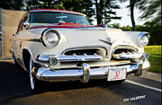 Antique Auto Originals - 1956 Dodge Sedan by Jim  Calarese