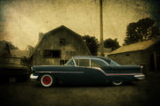 Joel Witmeyer Prints - 1957 Oldsmobile Print by Joel Witmeyer
