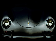 Vintage Cars Digital Art - 1957 Porsche Speedster  by Steven  Digman