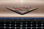 Hoodies Photos - 1958 Cadillac Eldorado Barritz Emblem by Jill Reger