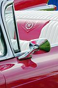 Car Detail Prints - 1959 Cadillac Eldorado Interior Print by Jill Reger
