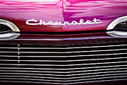 Merlot Photos - 1959 Chevy Biscayne by David Patterson