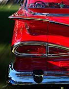 Bumpers Prints - 1959 Chevy El Comino  Print by Peter Piatt