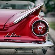 1960 Buick Lesabre Print by Gordon Dean II