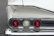 1960 Posters - 1960 Chevrolet Impala Tail Lights Poster by Jill Reger