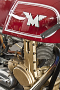 1960 Photos - 1960 Matchless G50 Motorcycle by Jill Reger