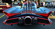 Lincoln City Prints - 1960s Batmobile - 1 Print by Paul Ward