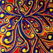 1960s paisley  artist