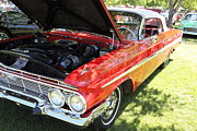 1961 Chevrolet Impala Ss Convertible . 5d16268 Print by Wingsdomain Art and Photography