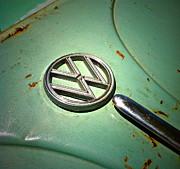 Gwyn Newcombe - 1961 Green VW