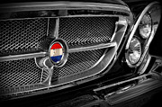 Mopar Metal Prints - 1962 Chrysler 300H Metal Print by Gordon Dean II