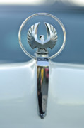 Car Mascot Framed Prints - 1962 Chrysler Imperial Hood Ornament Framed Print by Jill Reger