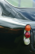 Tail Light Prints - 1963 Aston Martin DB4 Series V Vantage GT Tail Light Print by Jill Reger