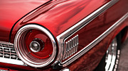 1963 Ford Framed Prints - 1963 Ford Galaxie 500 Framed Print by Gordon Dean II