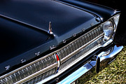 Headlight Prints - 1965 Plymouth Satellite 440 Print by Gordon Dean II
