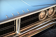 Transportation Originals - 1966 Dodge Coronet 500 by Gordon Dean II