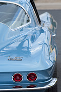 Vette Posters - 1967 Chevrolet Corvette 11 Poster by Jill Reger