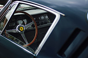 Auto Photo Prints - 1967 Ferrari 275 GTB-4 Berlinetta Print by Jill Reger