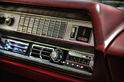 Transportation Originals - 1967 Oldsmobile Cutlass 4-4-2 Dashboard by Gordon Dean II