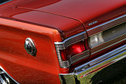 Mopar Metal Prints - 1967 Plymouth Belvedere GTX HEMI  Metal Print by Gordon Dean II