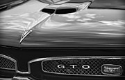 Grille Originals - 1967 Pontiac GTO by Gordon Dean II