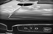 1967 Pontiac Gto Print by Gordon Dean II